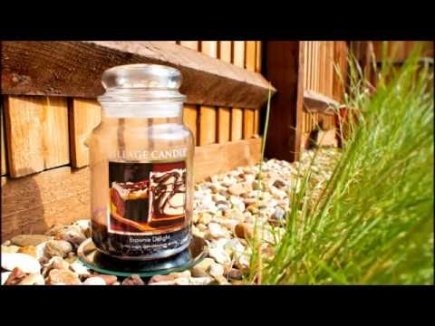 Village Candle - Brownie Delight review