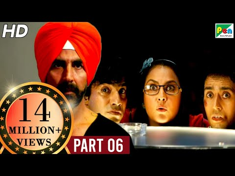 Singh Is Bliing (2015) | Akshay Kumar, Amy Jackson, Lara Dutta | Hindi Movie Part 6 of 10 | HD 1080p