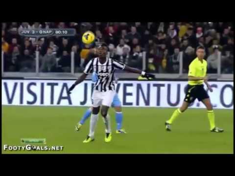 goal spettacolari girone d'andata serie a tim 2013/14