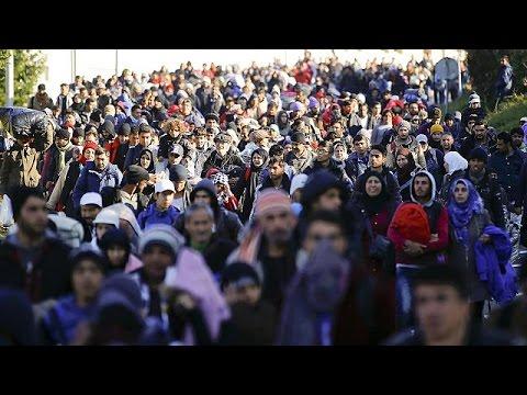 ΕΕ: Έκτακτη οικονομική ενίσχυση στη Σλοβενία λόγω της προσφυγικής κρίσης
