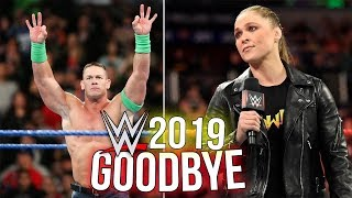 Video 10 WWE Departures That Will Surprise Us In 2019 MP3, 3GP, MP4, WEBM, AVI, FLV Maret 2019