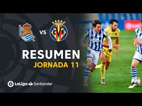 Real Sociedad San Sebastian 1-1 FC Villarreal