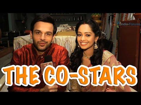 Mugdha Chapekar & Ravish Desai ,The Co-Star's Stor