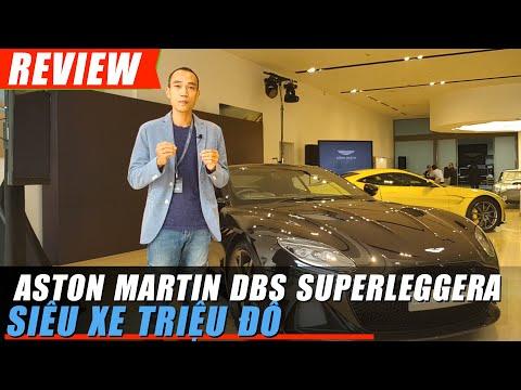 Lần đầu tiên nhìn ngắm chiếc siêu xe ASTON MARTIN DBS Superleggera @ vcloz.com