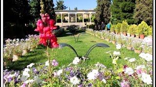 Shiráz en Irán. Jardines, rosas, poesía y recuerdos a vino en esta antigua capital persa