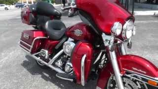 7. 2008 Harley-Davidson Ultra Classic - Used Motorcycle For Sale
