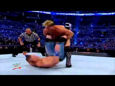 John Cena Vs. Chris Jericho Survivor Series 2008 Highlights