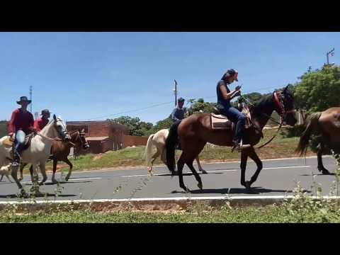 Cavalgada de São Sebastião em Japonvar/ mg