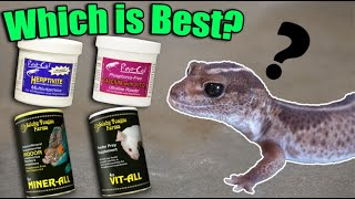 Why you should add Vitamins to your Reptile's Diet by Snake Discovery