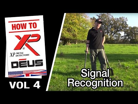 Vol 4: XP DEUS Signal Recognition