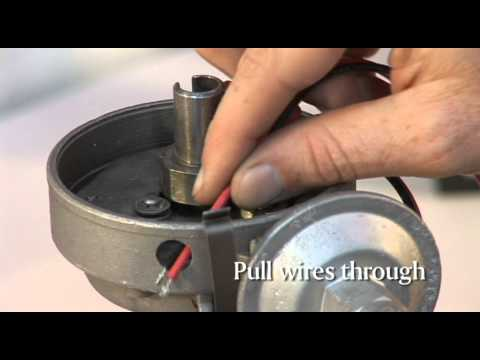 Installing PerTronix 1281 Ignitor into standard Ford Motorcraft Distributor