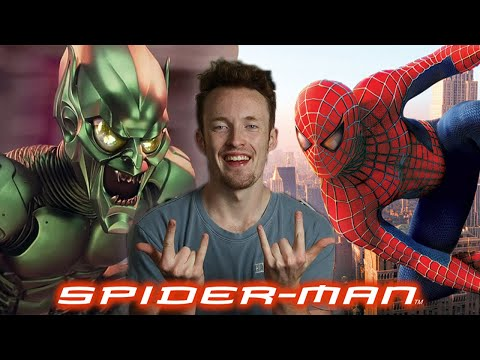 Spider-Man (2002) Movie Reaction! Watching years later!