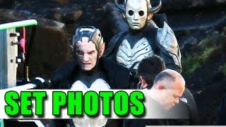 Thor: The Dark World Movie Set Photos (2013) - Elfi Oscuri
