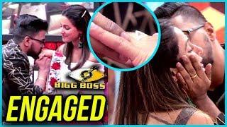 Video Hina Khan And Rocky Jaiswal Get ENGAGED In Bigg Boss House | Bigg Boss 11 MP3, 3GP, MP4, WEBM, AVI, FLV Desember 2017