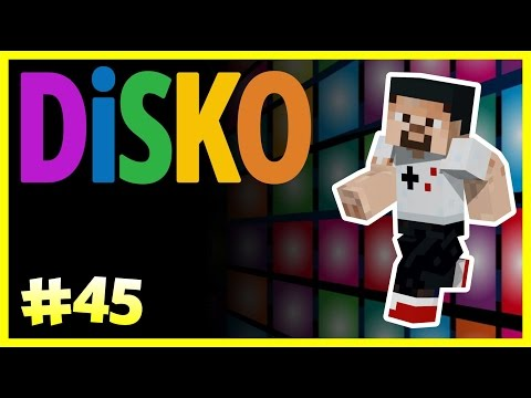 Disko Disko - Minecraft Türkçe Survival - Türkçe Minecraft - Bölüm 45