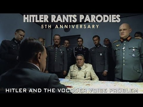 Vocoder - Created by Hitler Rants Parodies Clips from Downfall (Der Untergang) Downfall Parodies Forum http://s1.zetaboards.com/downfallparodies My Facebook account ht...