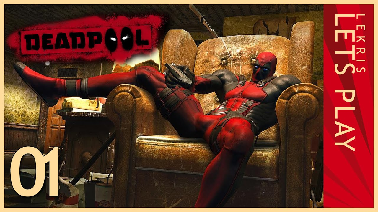 Deadpool #01 - Gummipuppen aufblasen und Stinkwürste legen - Let's Play Deadpool | HD