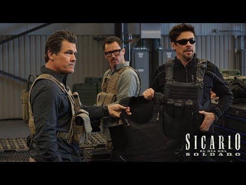 Sicario: el día del soldado - Confía y sobrevivirás?>