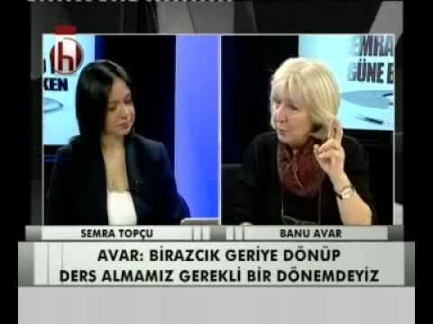 Banu Avar - İsrail Neden Özür Diledi? Türkiye İşgalin Daniskasını Yaşıyor