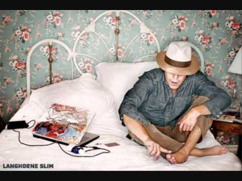 Langhorne Slim - For a Little While lyrics
