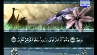 المصحف المرتل 07 للشيخ سعد الغامدي  حفظه الله