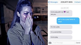 Video You Won't Believe What Made Her Cry... (insanely scary) MP3, 3GP, MP4, WEBM, AVI, FLV Oktober 2018