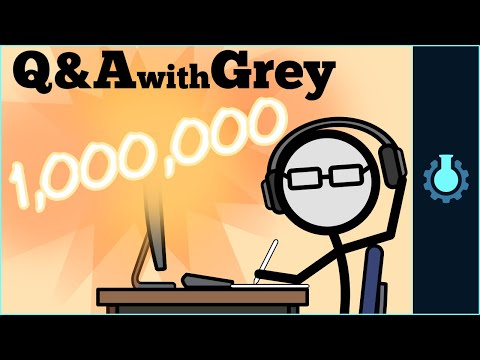 grey - Discuss this video on Reddit: http://www.reddit.com/r/CGPGrey/comments/1r32w5/qa_with_grey_2_one_million_subscribers/ Subbable: https://subbable.com/cgpgrey ...