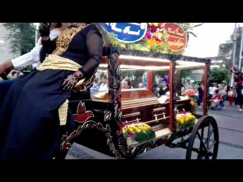 Desfile  dia de muertos  Guadalajara 2017 video 2 de 2