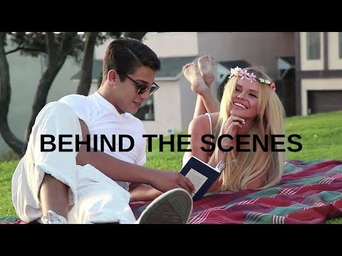 Notice' - Behind The Scenes and Sneak Peak on my new music video for my new single