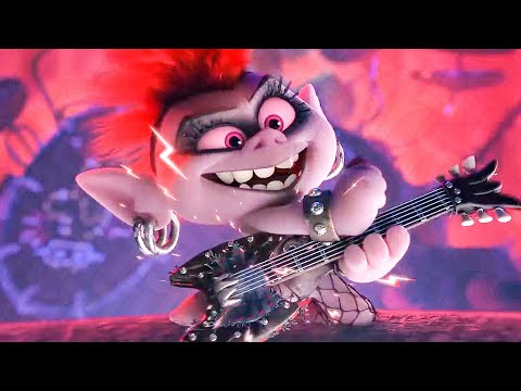 TROLLS 2: WORLD TOUR - First 4 Minutes From The Movie (2020)