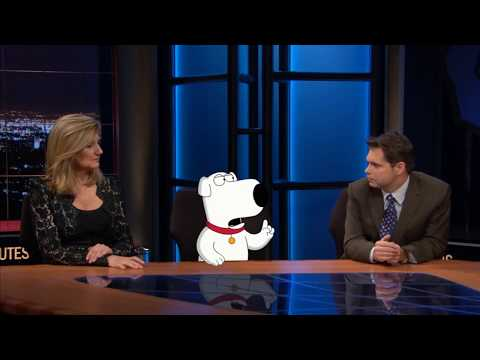 Family Guy - Brian On Bill Maher