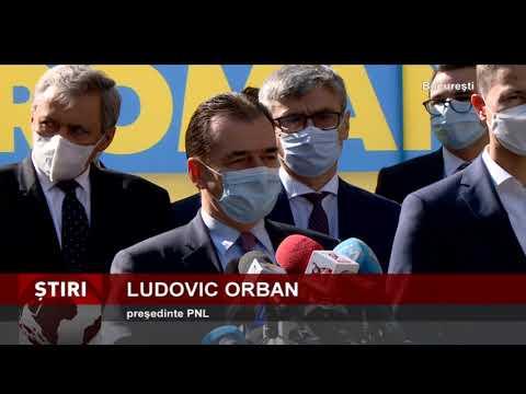 Atac dur al liderului PNL, Ludovic Orban, la adresa PSD