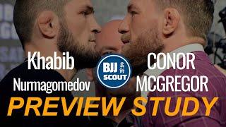 Video BJJ Scout: Conor Mcgregor v Khabib Nurmagomedov Preview MP3, 3GP, MP4, WEBM, AVI, FLV Mei 2019