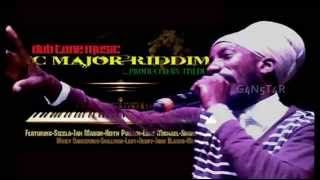 Sizzla - Care For The People - C Major Riddim - Dub Tone Music - June 2014