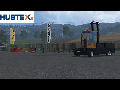 Hubtex Sideloader v3.1 SMALL FIX