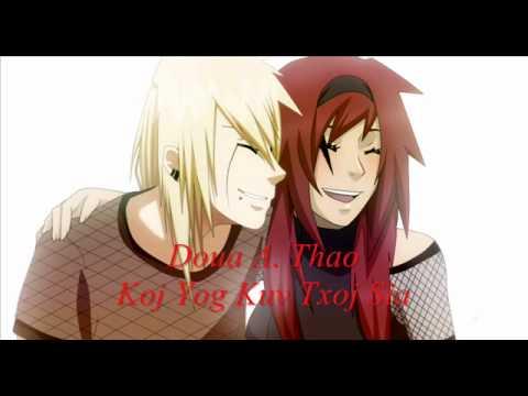 Hmong Love Song - Doua A. Thao - Koj Yog Kuv Txoj Sia