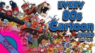 Video EVERY 80s Cartoon Intro EVER | Part 1 of 4 MP3, 3GP, MP4, WEBM, AVI, FLV Juni 2019
