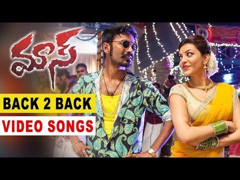 Video Maari (Maas/Mass) Back to Back Video Songs || Dhanush, Kajal Agarwal download in MP3, 3GP, MP4, WEBM, AVI, FLV January 2017