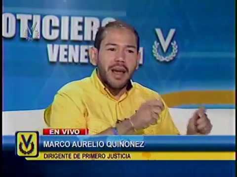Marco Aurelio Quiñones: Primero Justicia espera con ansias las parlamentarias