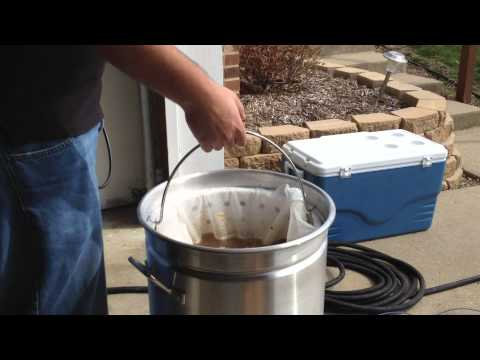 Brew Tutorials: BIAB (Brewing in a bag)