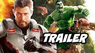 Video Avengers Endgame Trailer - TOP 10 Questions and New Avengers Armor Breakdown MP3, 3GP, MP4, WEBM, AVI, FLV Maret 2019