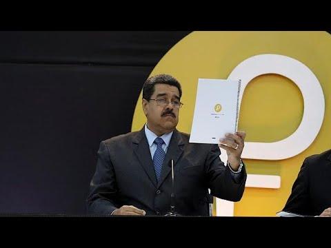 Βενεζουέλα: Ικανοποίηση για την πρεμιέρα του νέου της κρυπτονομίσματος…