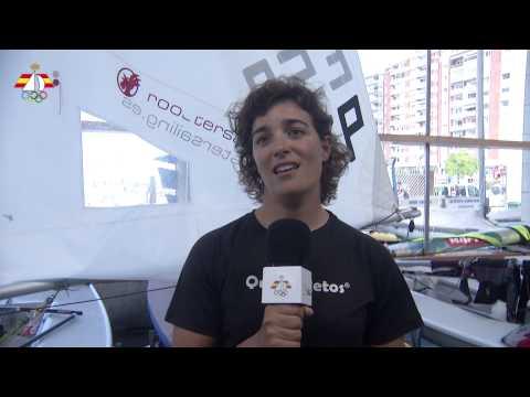 Saludo de Alicia Cebrián desde Santander