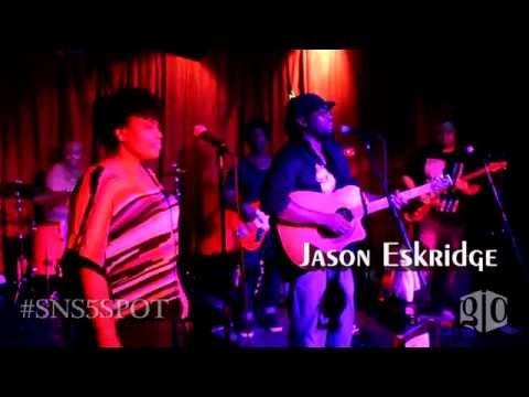 Sunday Night Soul. 7.27.2014. Jason Eskridge #je40 Celebration