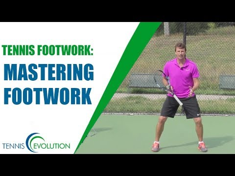 5 Steps To Master Your Footwork | TENNIS FOOTWORK