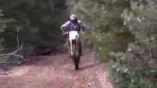 2. 2006 Honda CRF450X Off Road Motorcycle Review