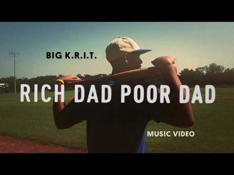 krit - SUBSCRIBE to Pitchfork.tv: http://bit.ly/MgXoZp MORE Music Videos: http://bit.ly/J27abt A flip book through Big K.R.I.T.'s memories. itunes purchase link: ht...