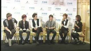 MTV Thailand Interview Super Junior Fino Part 2