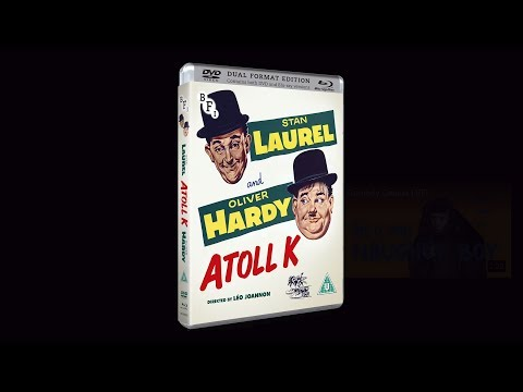 Atoll K (1951) Blu-ray Trailer For Laurel And Hardy's Swansong - Available From 3 December | BFI
