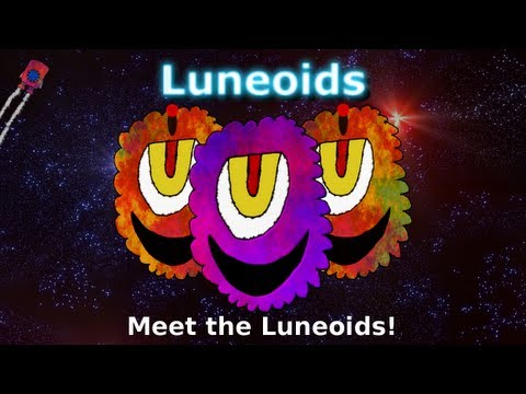 Video of Luneoids - Space Survival